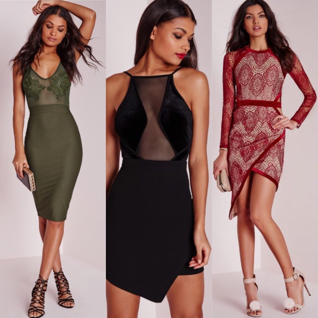 Party Season Fashion with Missguided