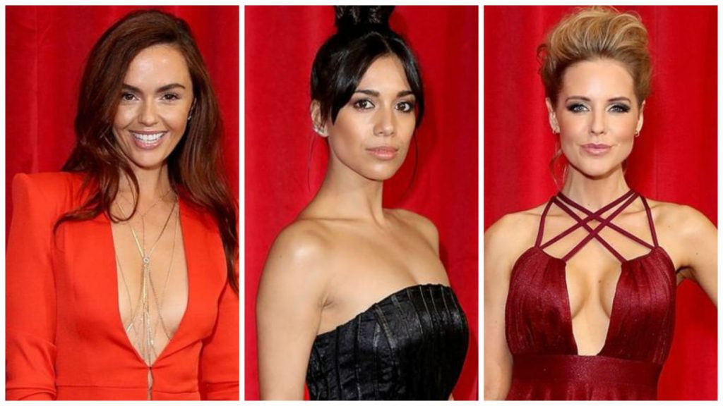 Style Round Up: British Soap Awards 2016