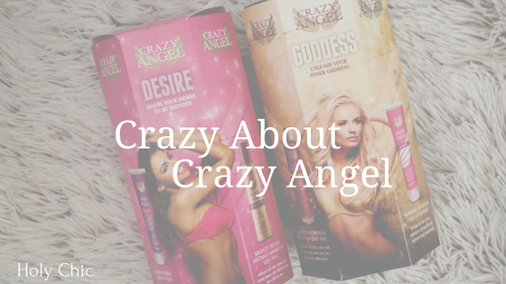 Crazy About Crazy Angel!