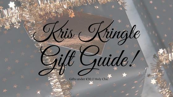 Christmas Gift Guide – Kris Kringle Gift Ideas