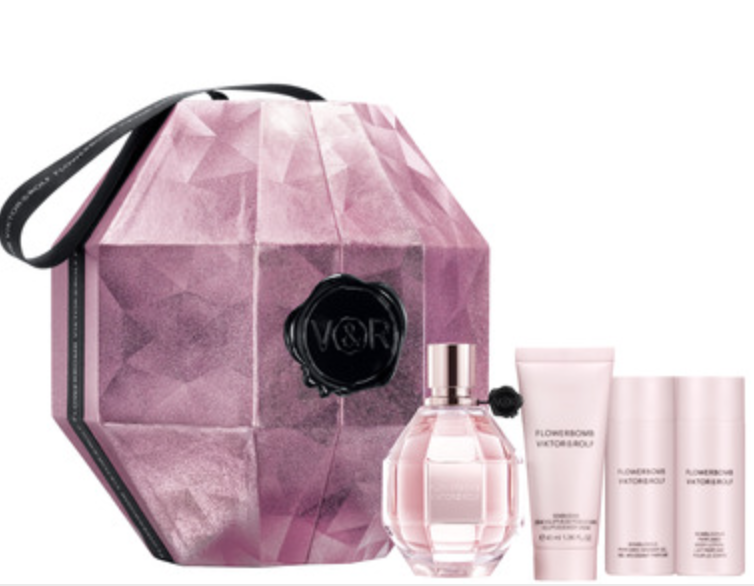 Viktor & Rolf Flowerbomb Gift Set exclusive to Arnotts