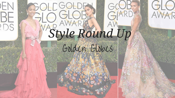 Style Round Up: 74th Annual Golden Globes