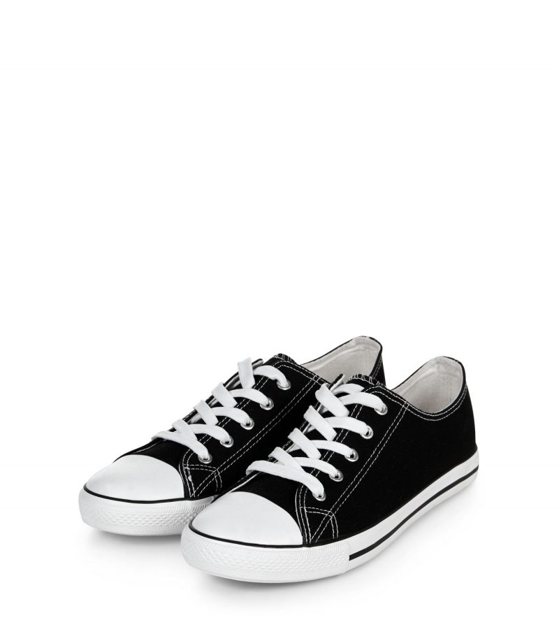 Black Trainers New Look