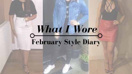 What I Wore: February Style Diary