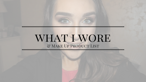 Fashion Blogger What I Wore