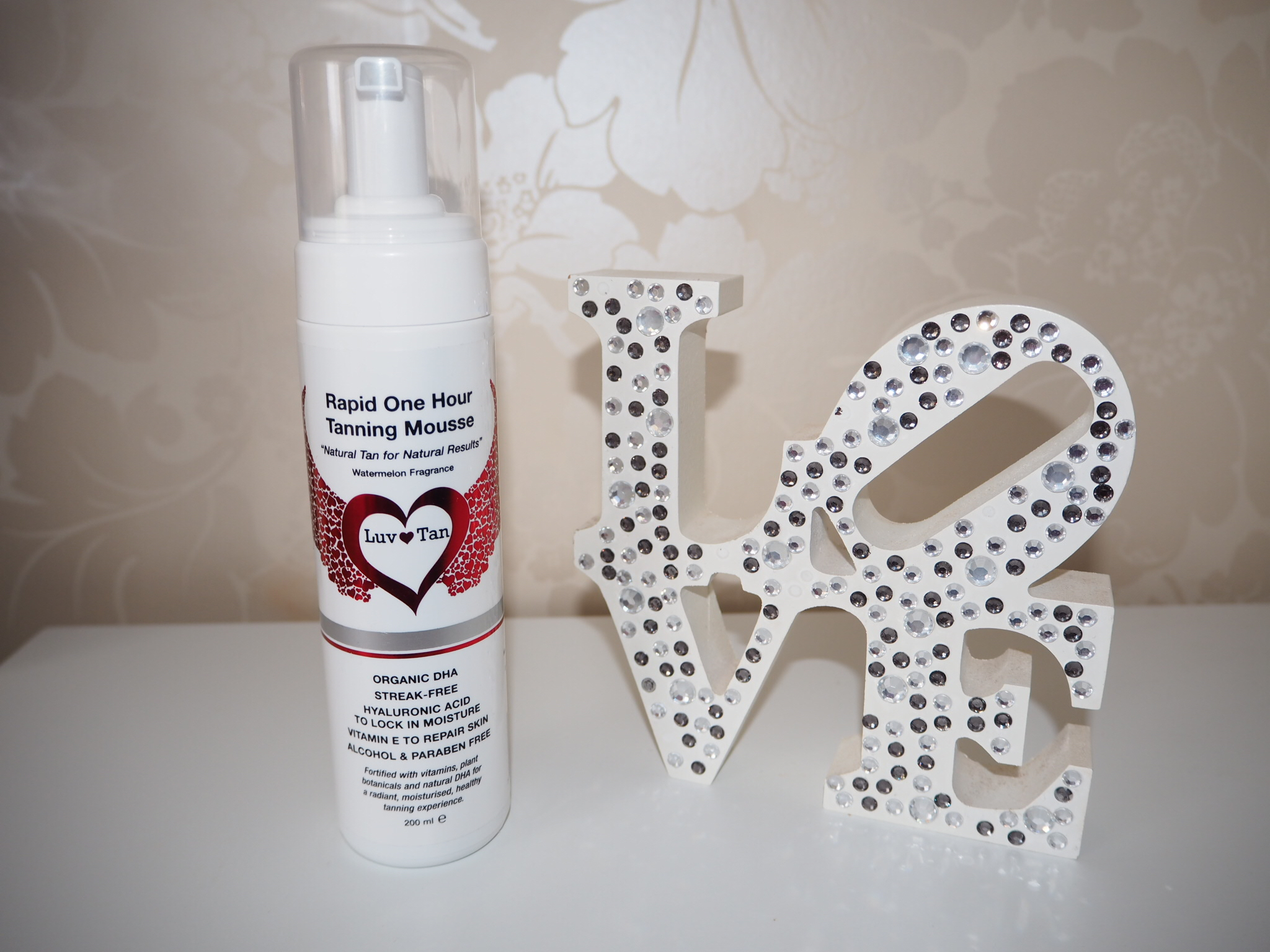 Luv Tan Beauty Review