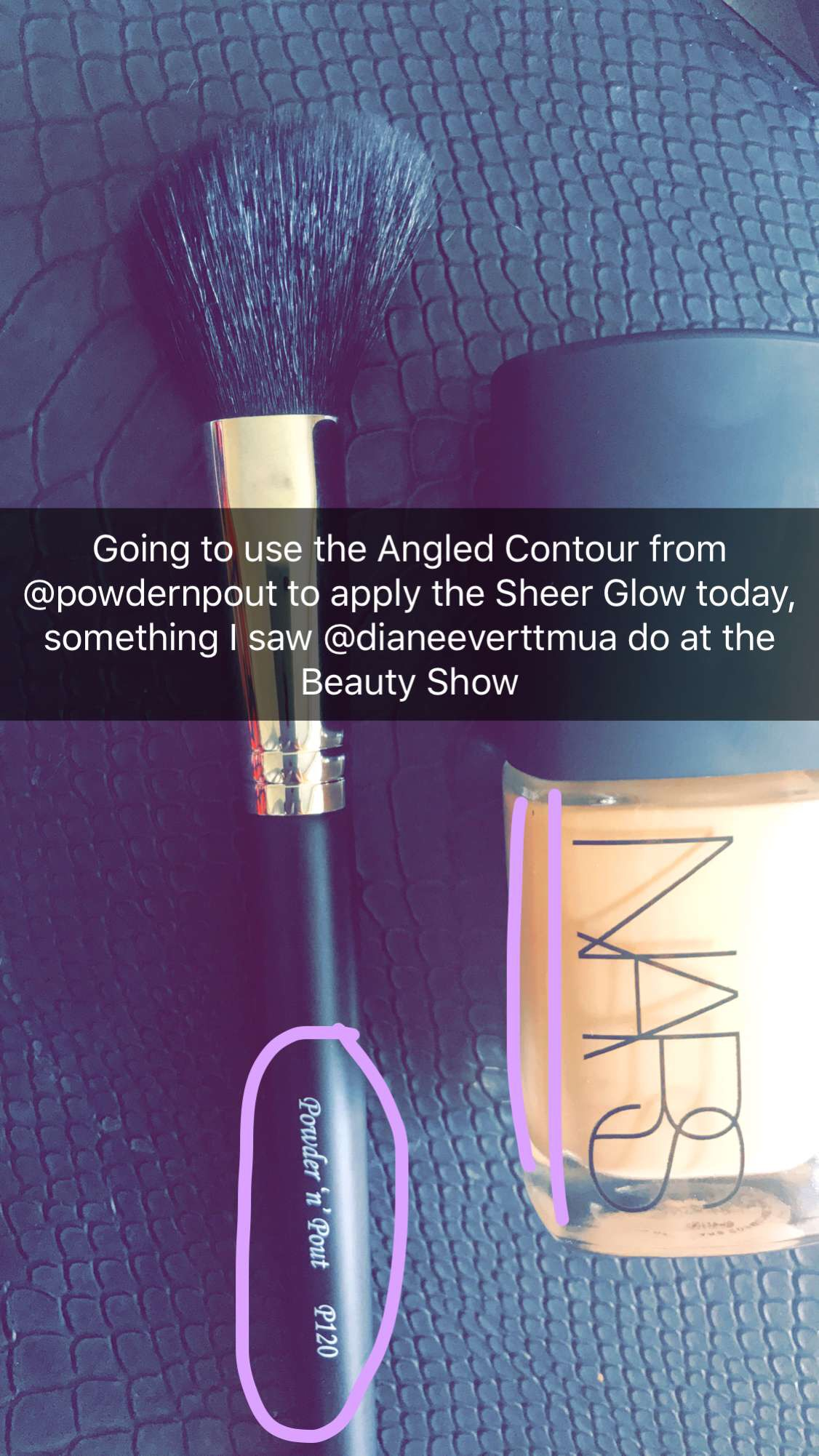 Nars Sheer Glow