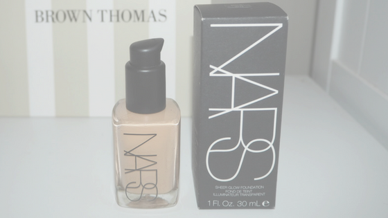 I Can't Live Without Nars Sheer Glow – Review
