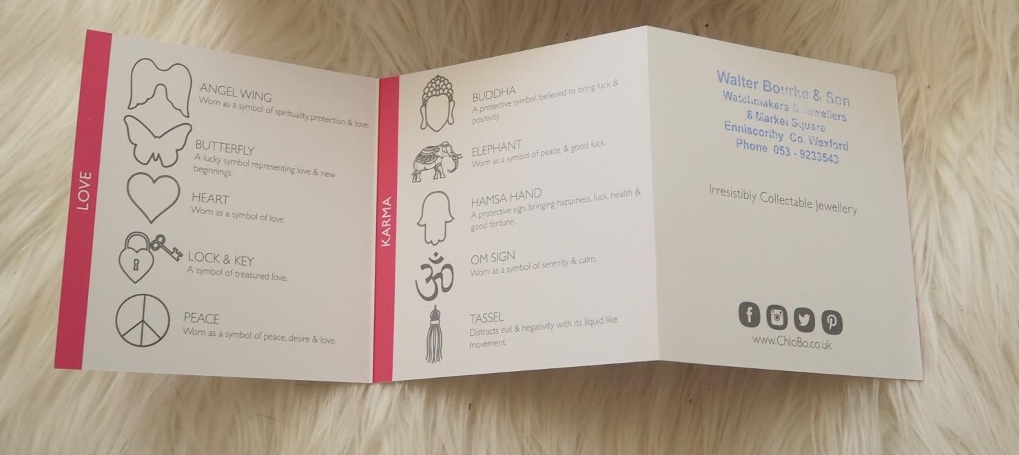 ChloBo Charm Guide