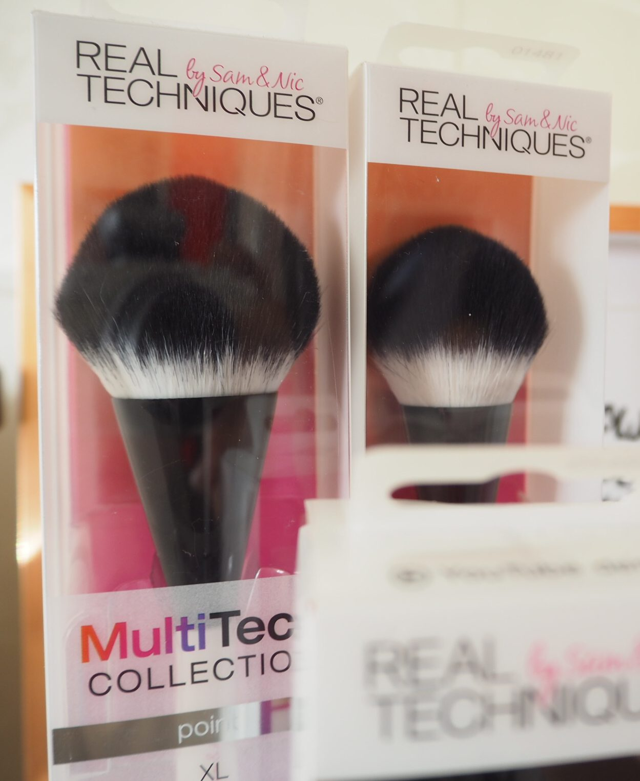 MultiTech Point XL and L brushes