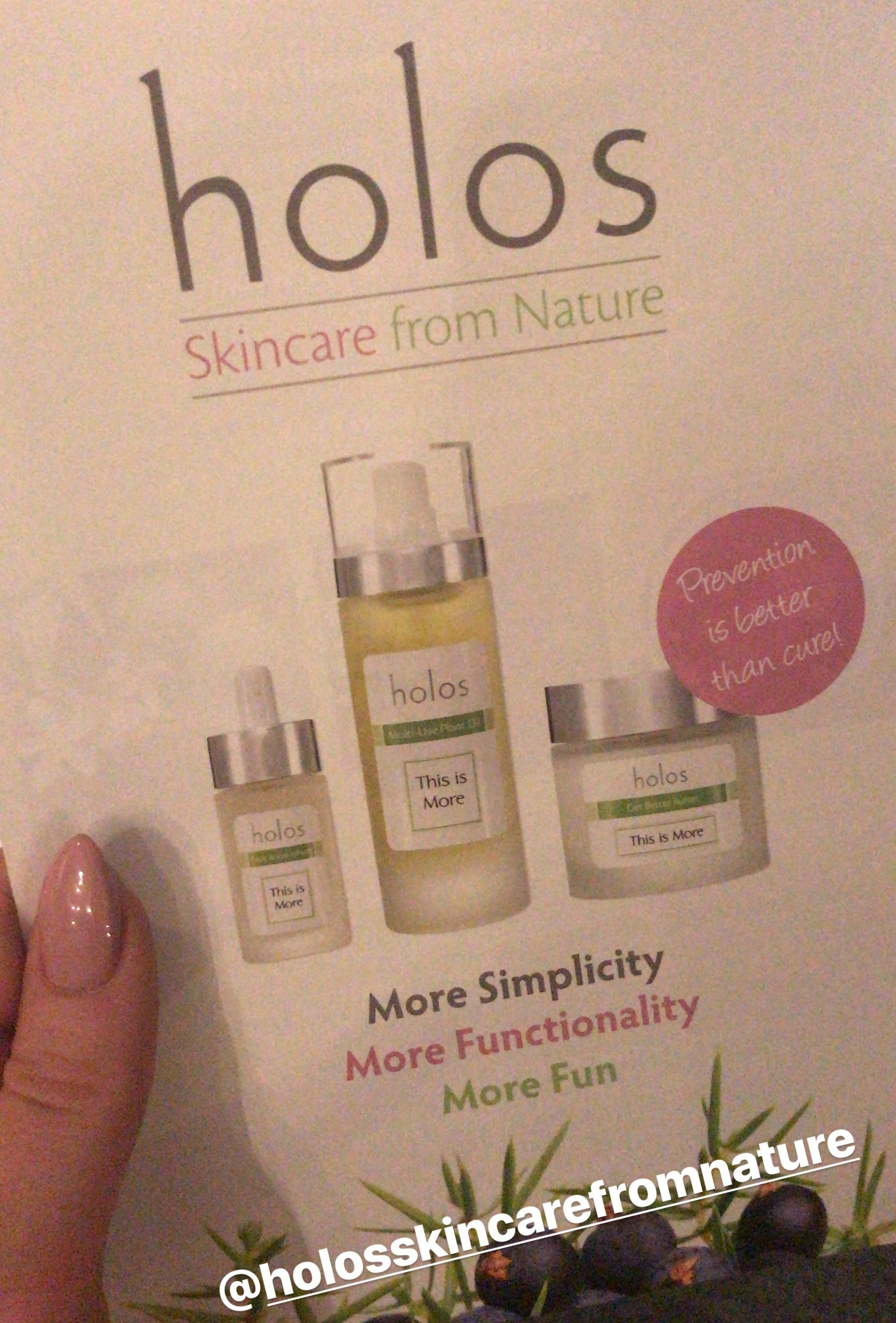 Holos Skincare Wexford