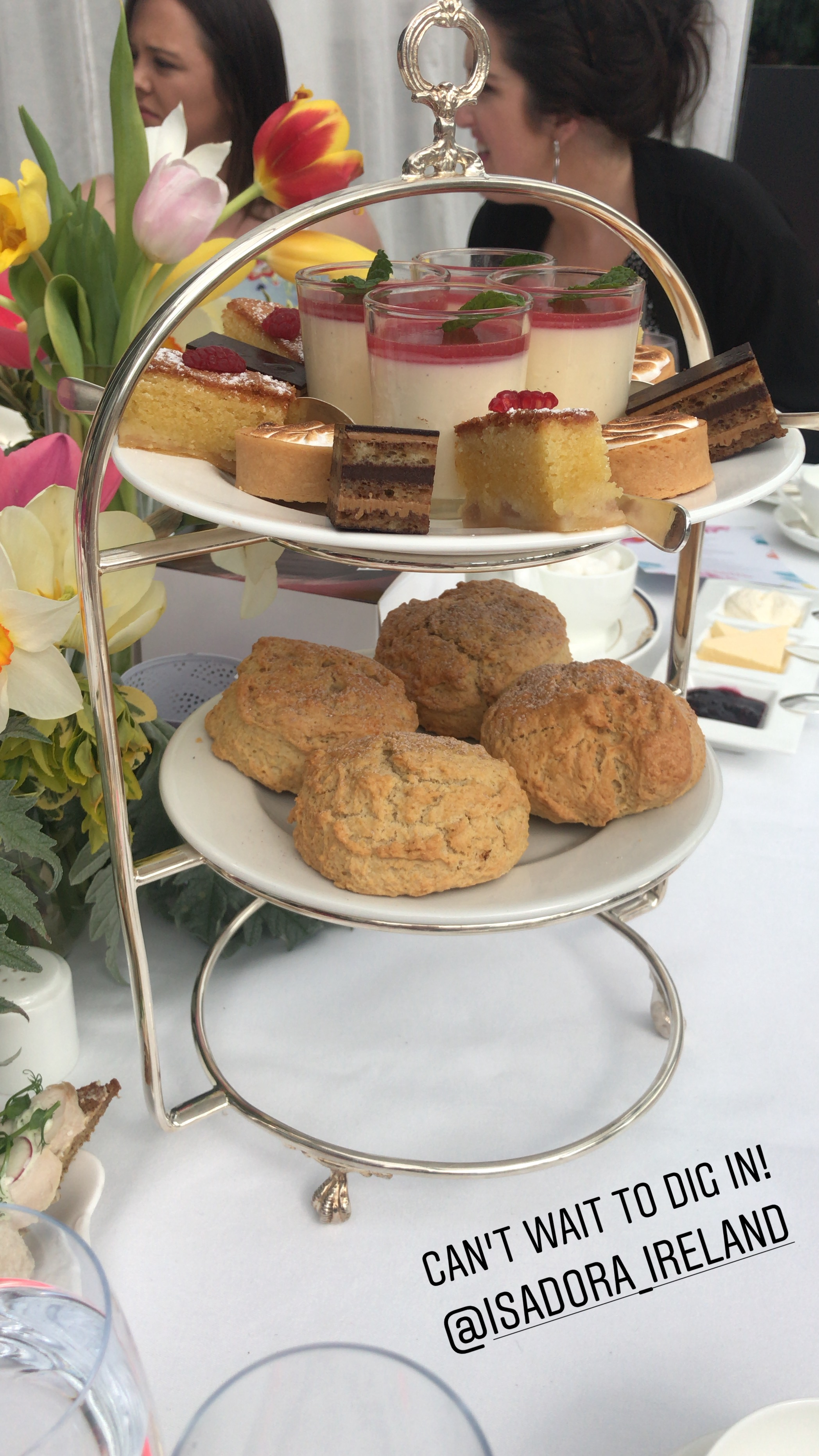 Afternoon tea wexford