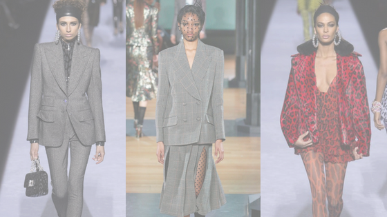 aw18 new season fashion trends
