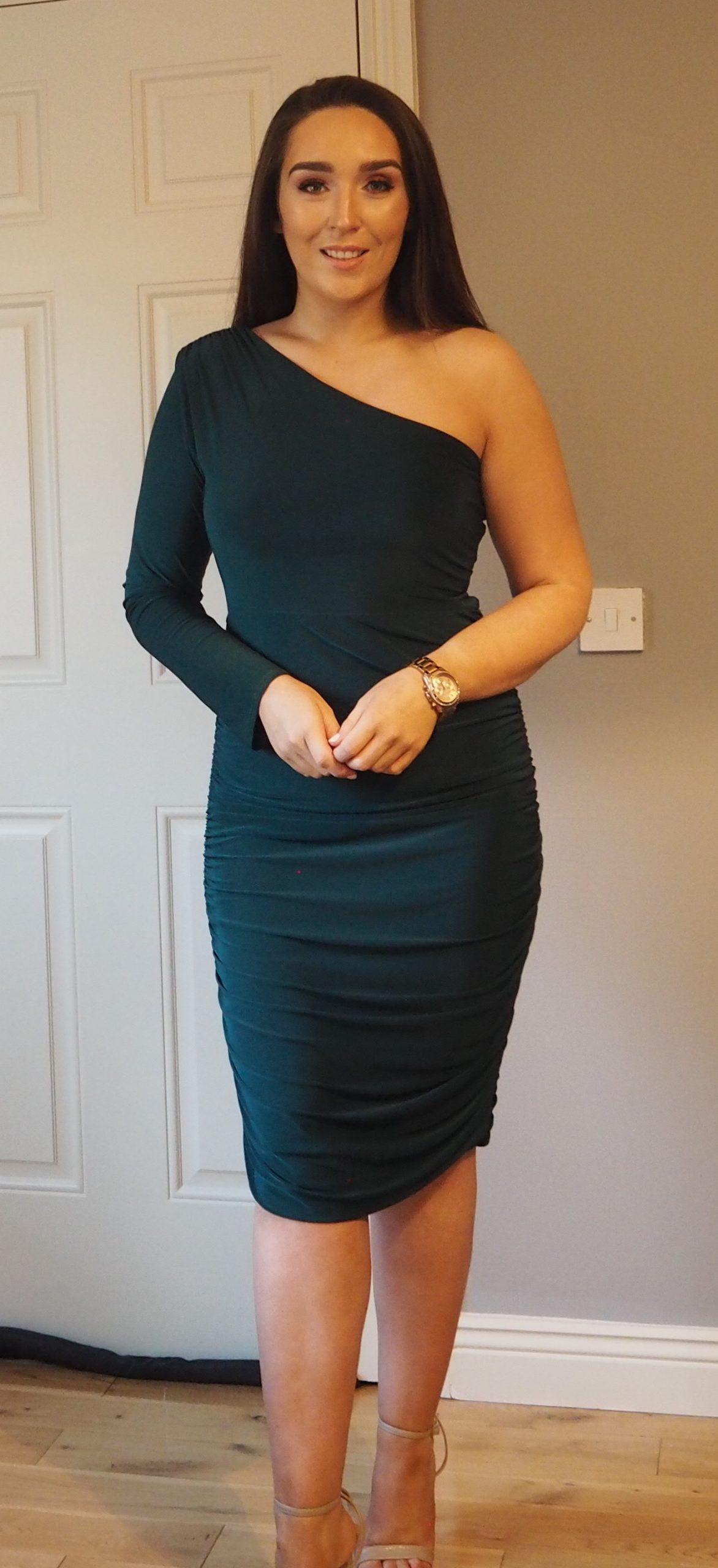 Femme Luxe Finery One Shoulder Dress https://femmeluxefinery.co.uk