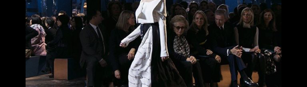 Paris Haute Couture Fashion Week: Christian Dior