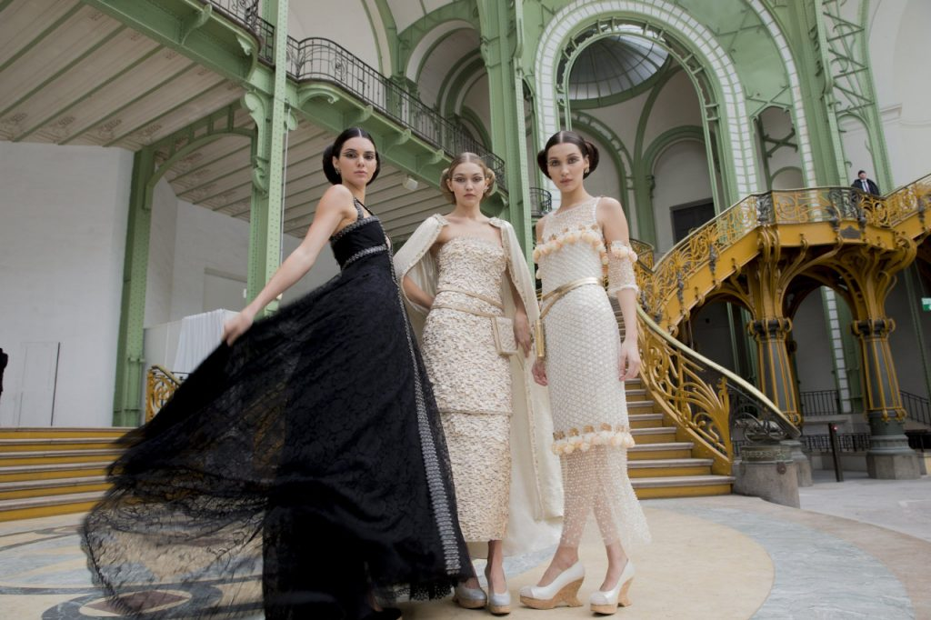 Paris Haute Couture Fashion Week: Chanel