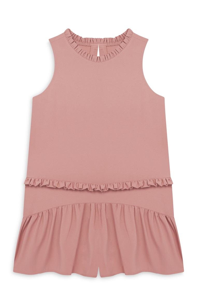 Penneys Blush Pink Playsuit