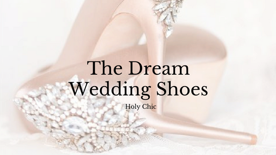 Holy Chic Wedding Shoes Image