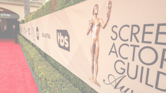 Style Round Up: Screen Actors Guild Awards 2017