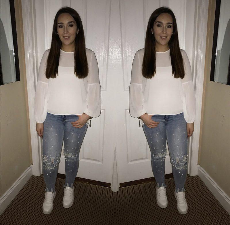 Irish Fashion Blogger Pearl Jeans