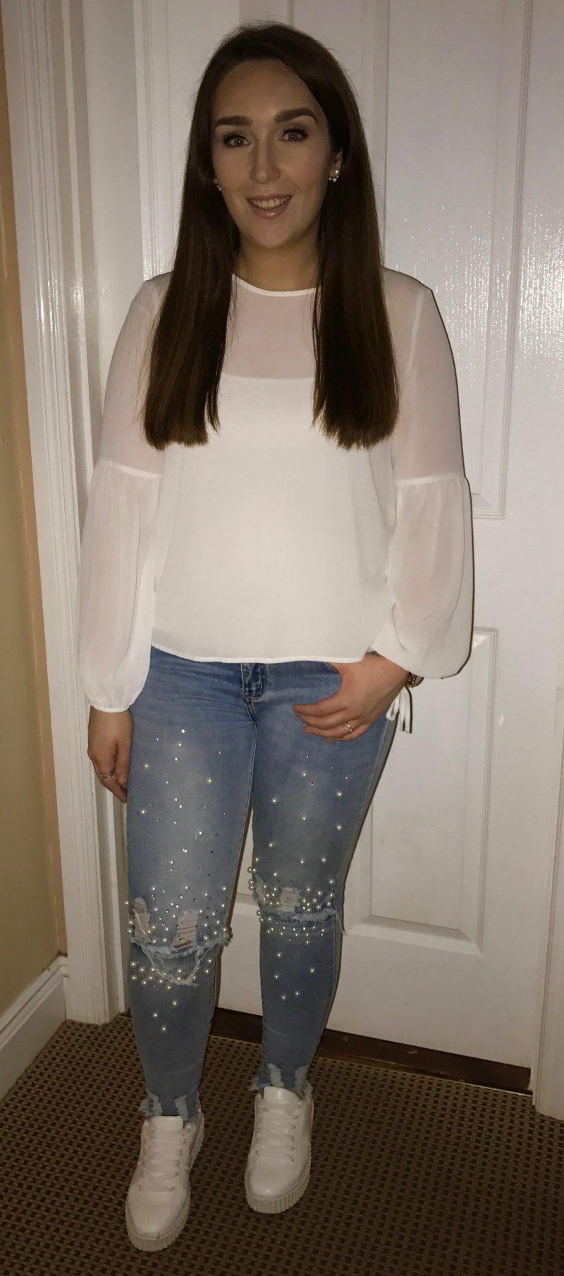 Fashion Blogger Pearl
