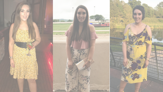 What I Wore: I'm feeling Floral for this Summer Style Catch Up
