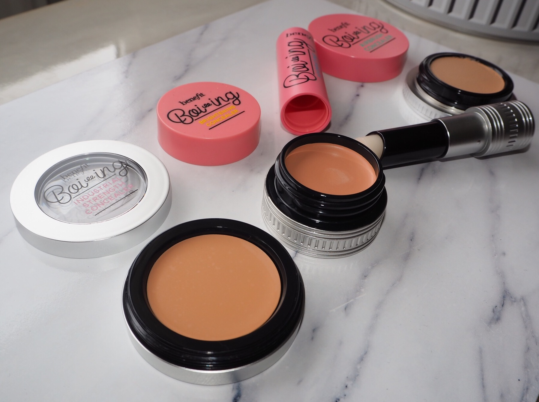 Irish Beauty Blog Benefit Review