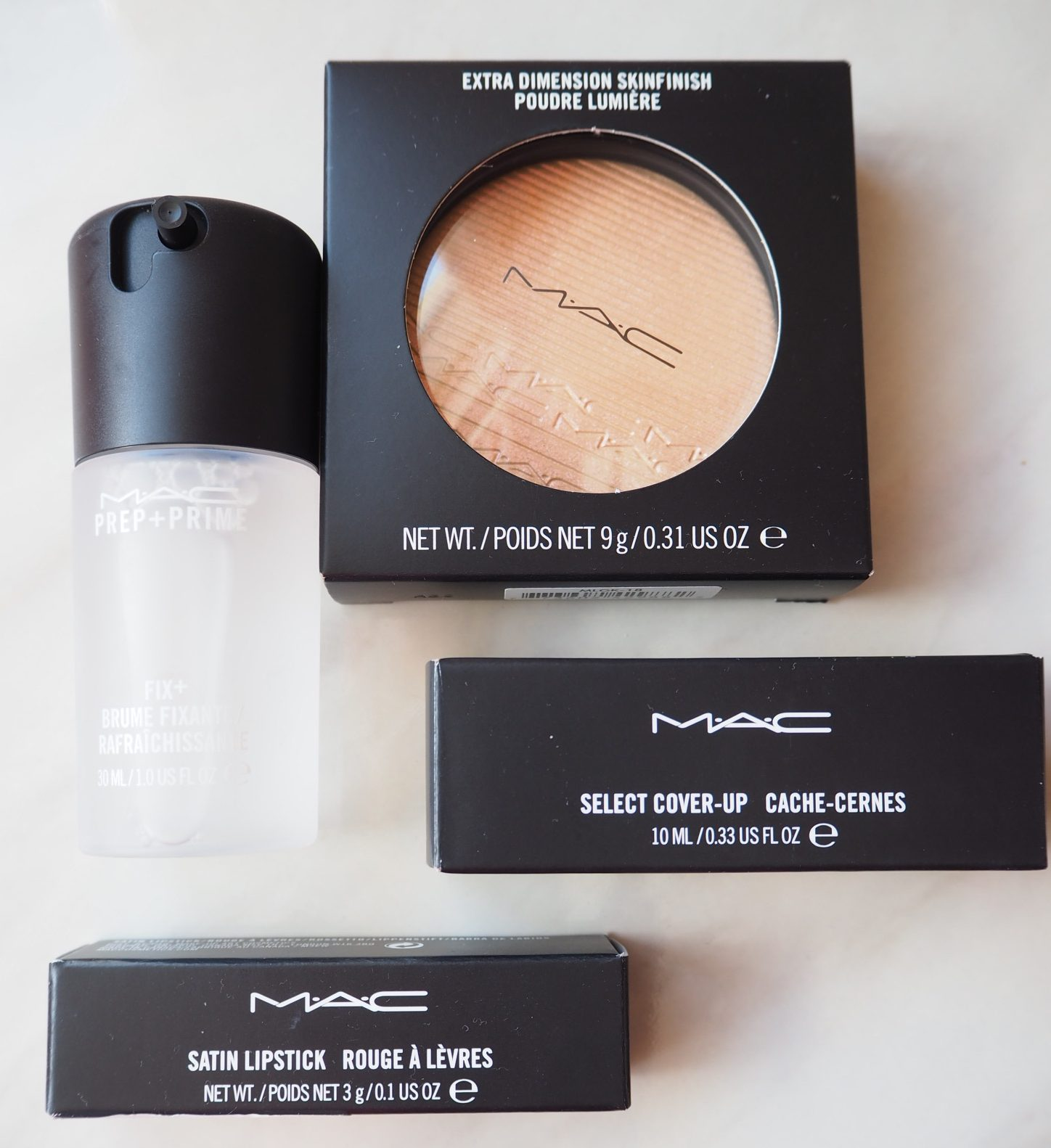 MAC Haul Beauty Blog