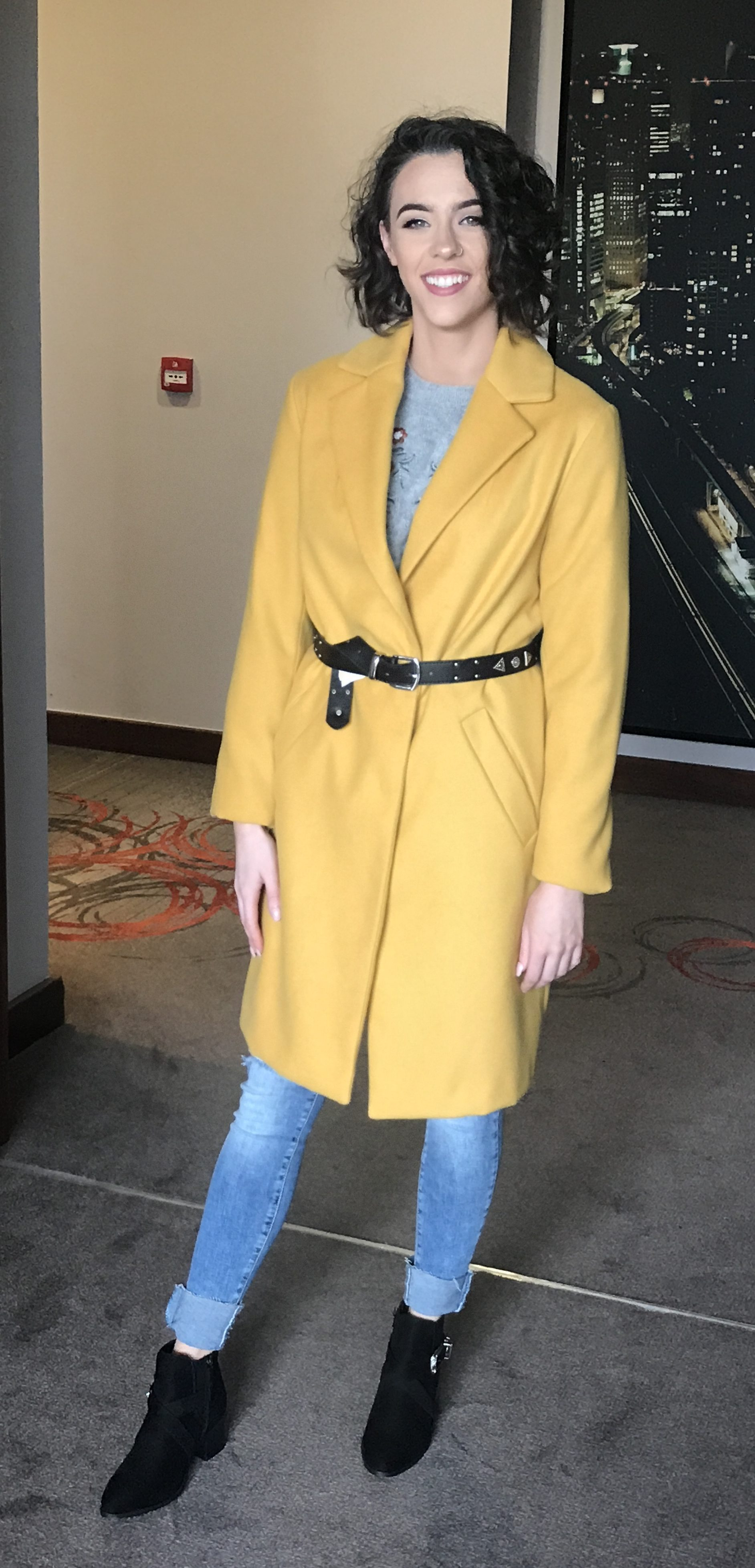 New Look Winter fashion