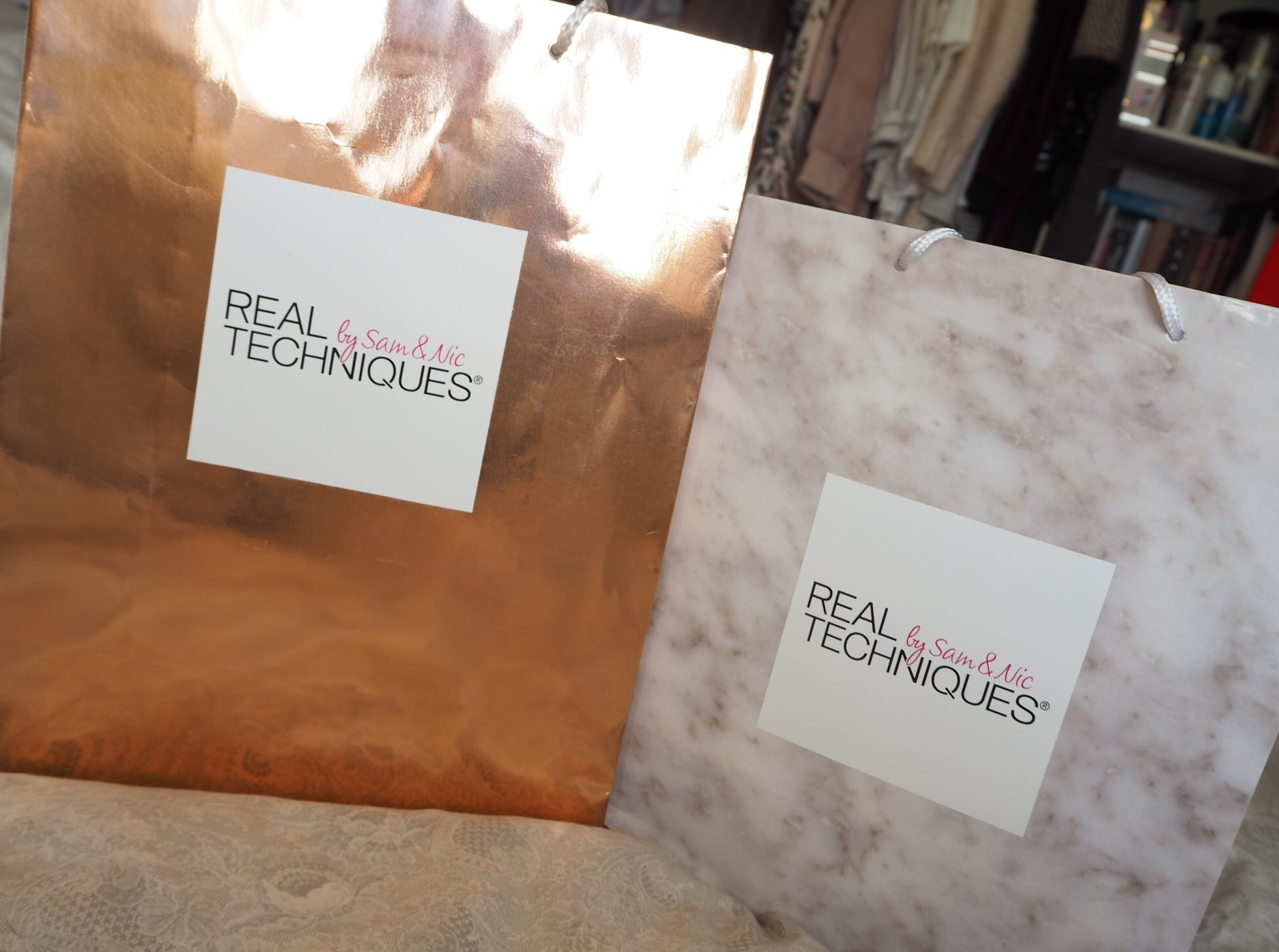Real Techniques Goodie Bags