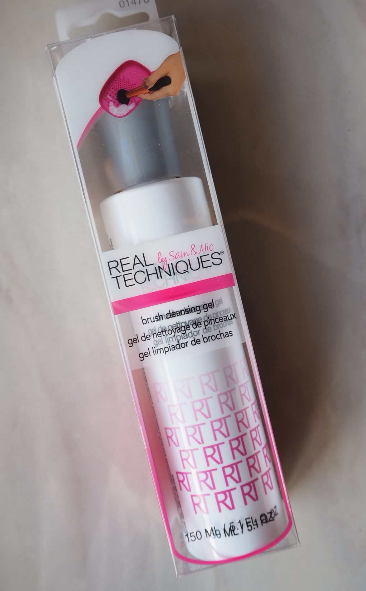 Real Techniques Cleansing Gel