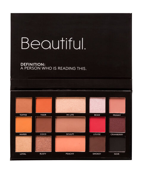 Makeup Palette New Irish Beauty Blogger