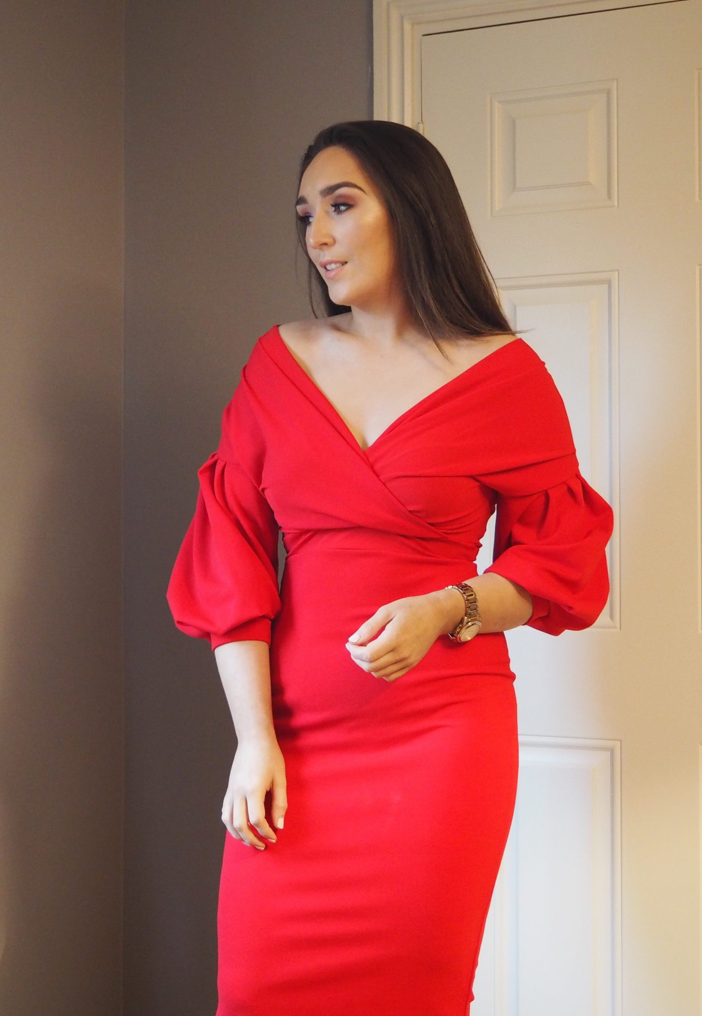 Femme Luxe Bodycon Dress