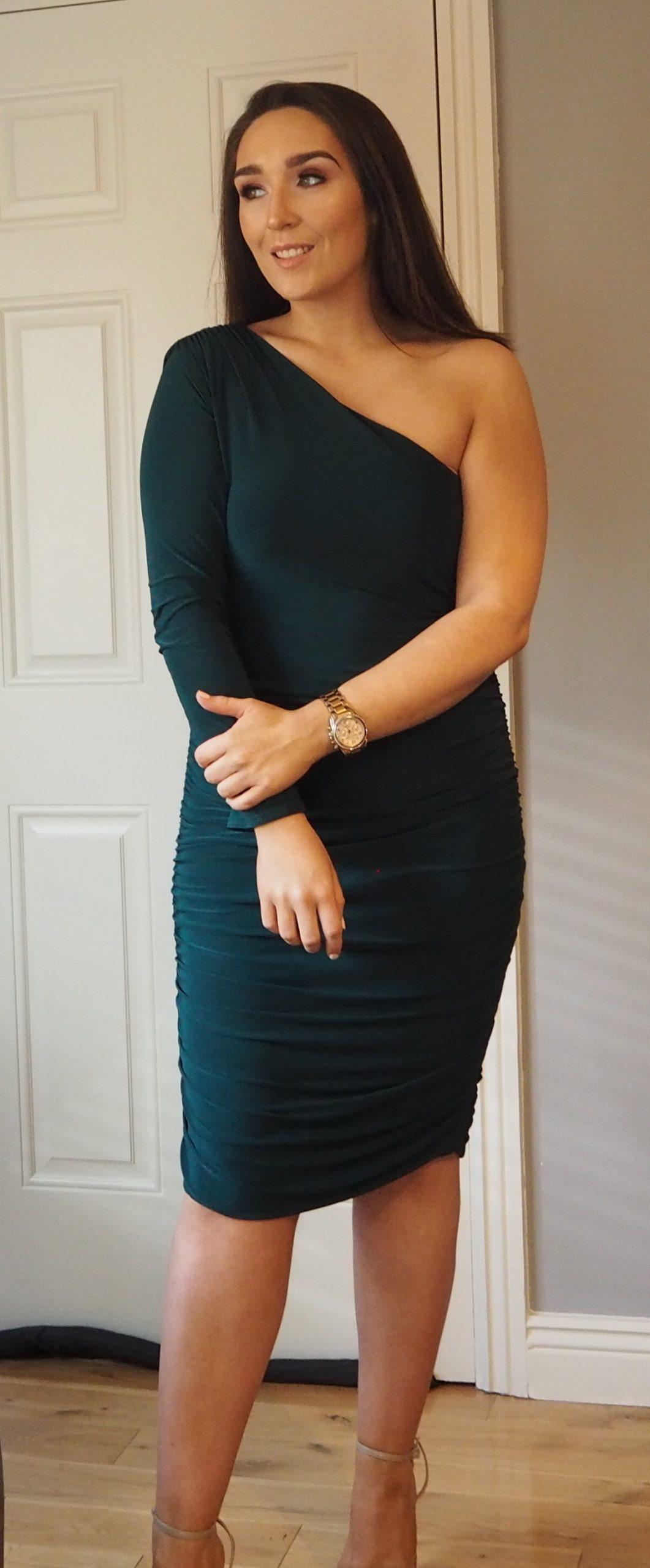 Femme Luxe Finery One Shoulder Dress https://femmeluxefinery.co.uk