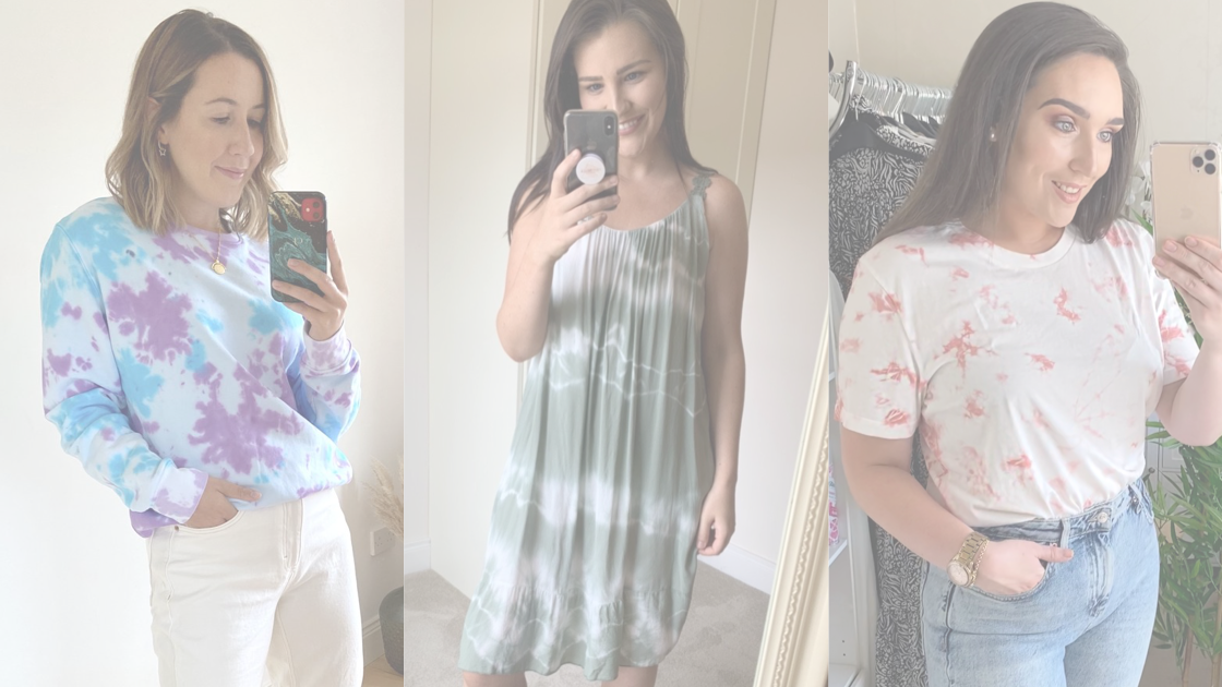Tie Dye For: 5 Pieces Your Wardrobe Needs