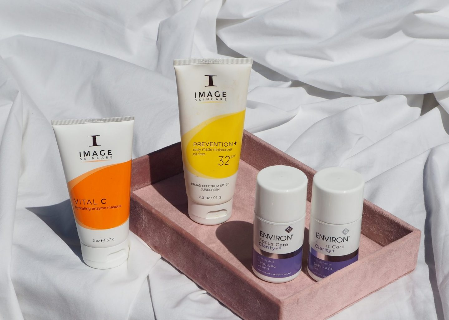 Products for Adult Acne