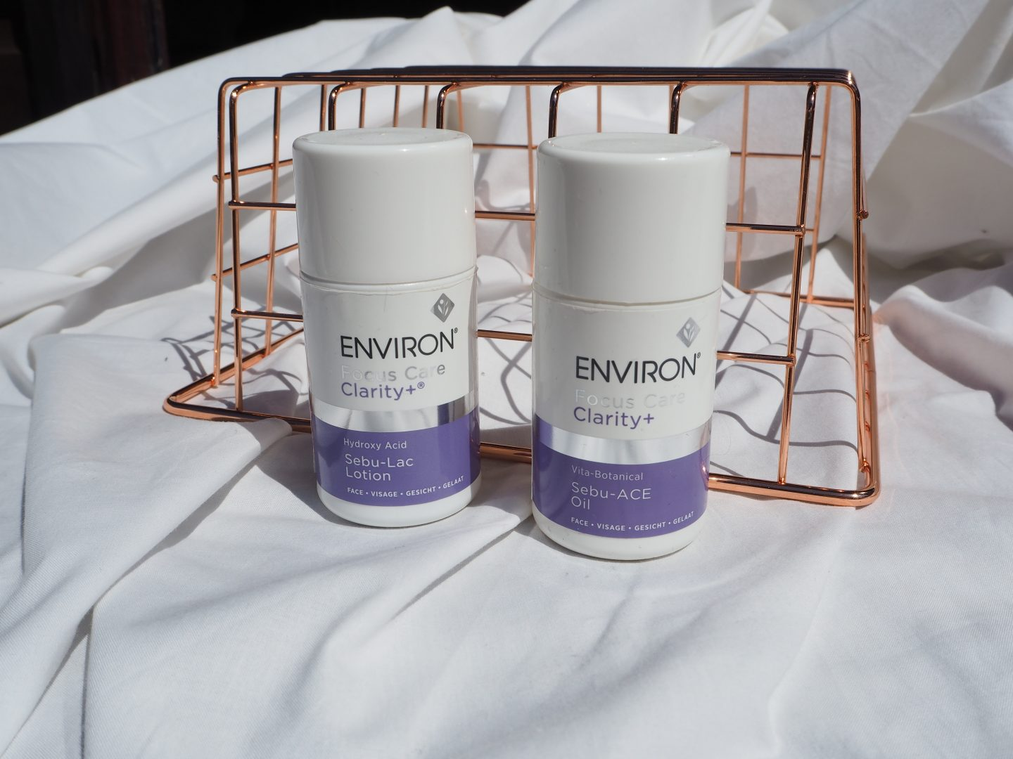Environ Products for Adult Acne
