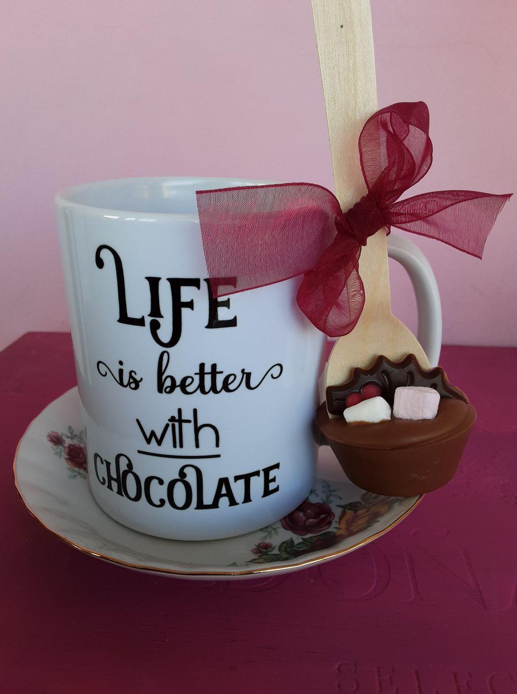 hot chocolate sticks christmas gifts